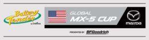 Mazda Global MX-5 Cup logo