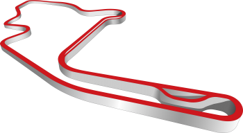 Track layout for Mid-Ohio Sports Car Course