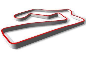 Track layout for Road America