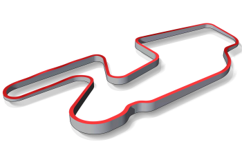Track layout for Watkins Glen International