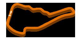Track layout for Road Atlanta